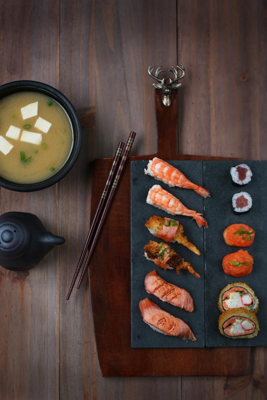 estudio de fotografia de comida